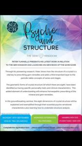Psyche and Structure NZ - Dunedin